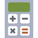 иконки калькулятор, calculator,