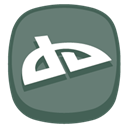 иконка deviantart,