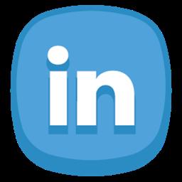 иконка linkedin,