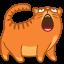 иконка кот, кошка, животное, cat, sing,