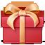 иконки подарок, коробка, gift,