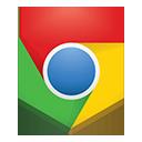 иконка chrome, браузер,