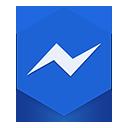 иконка messenger,