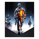 иконка battlefield, game, игра,