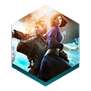 иконка bioshock infinite, game, игра,