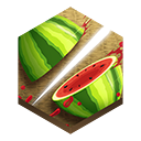 иконки  fruit ninja, game, игра,