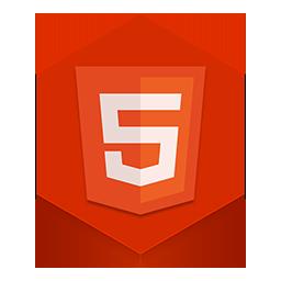 иконка html5, html,
