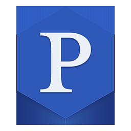 иконка pandora, пандора,