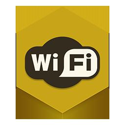 иконки wifi,