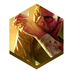 иконка maxpayne, game, игра,