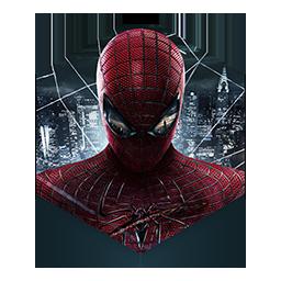 иконка spider man, game, игра, человек паук,
