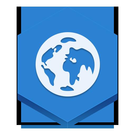 иконки браузер, планета, browser,