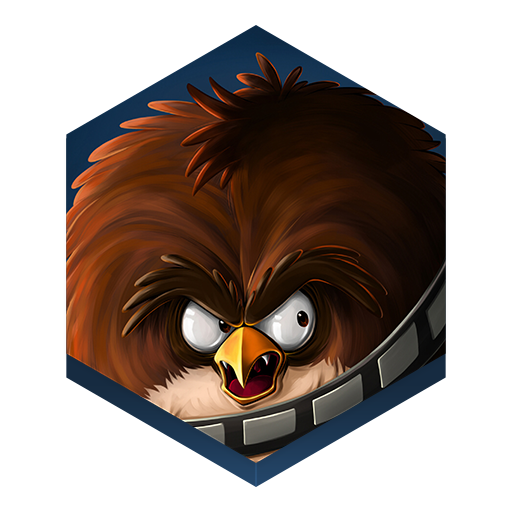 иконки angry birds, star wars, game, игра,: iconbird.com/view/40626_iconki_angry_birds_star_wars_game_igra