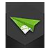 иконка андроид, airdroid,