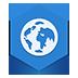 иконка браузер, планета, browser,