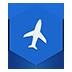 иконки самолет, аэропорт, flight,
