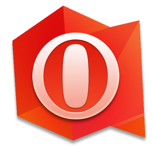 иконка опера, браузер, opera,