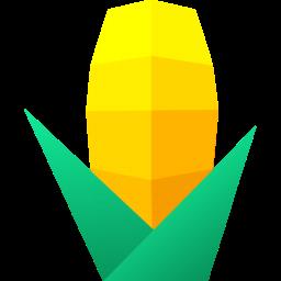 иконки кукуруза, еда, foods,