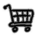 иконка тележка, покупки, cart,