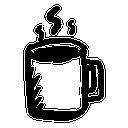 иконки кофе, чай, кружка, tea, coffee,