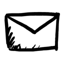 иконки  почта, письмо, конверт, email,