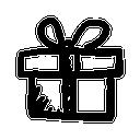 иконки подарок, giftbox,
