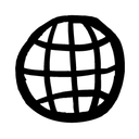 иконки интернет, globe,