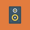 иконки колонки, звук, громкость, speakers,