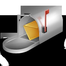 иконки  почта, почтовый ящик, письмо, входящие,