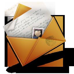 иконки  письмо, почта, конверт,