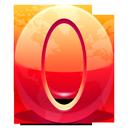 иконка opera, опера, браузер,