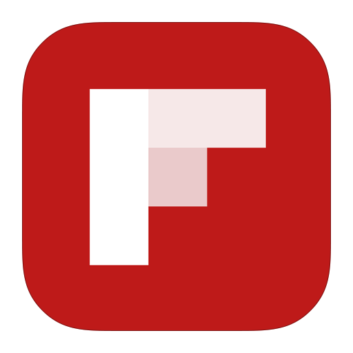 иконки flipboard,