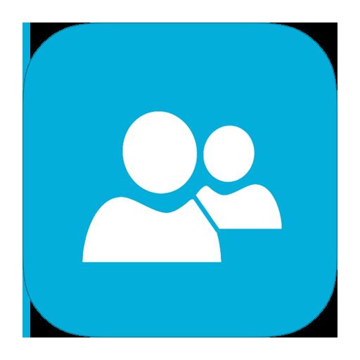 иконки live messenger, группа, пользователи, общение,