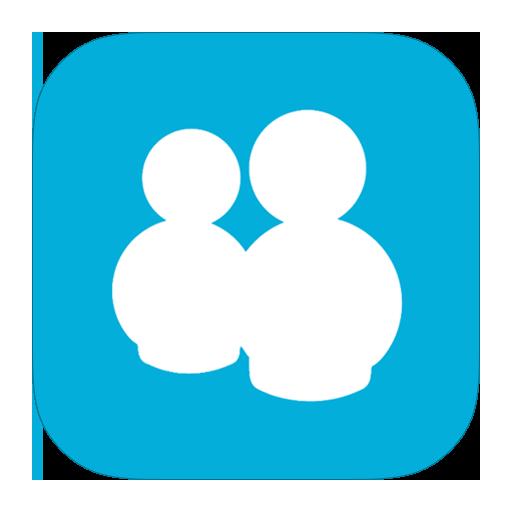 иконки live messenger, общение,