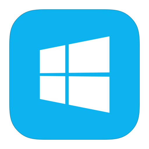 иконка windows, виндовс, windows 8, windows8,