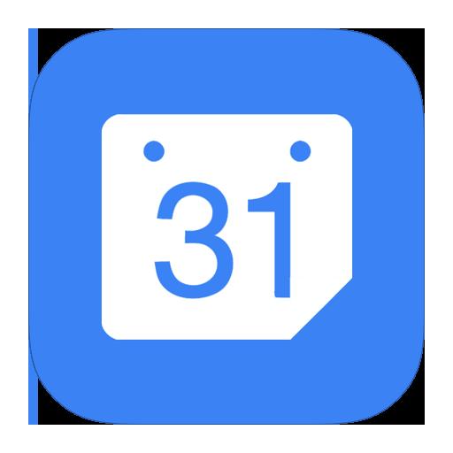 иконки календарь, google calendar,