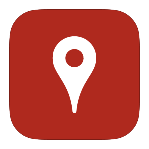 иконки карты, маркер, google maps,