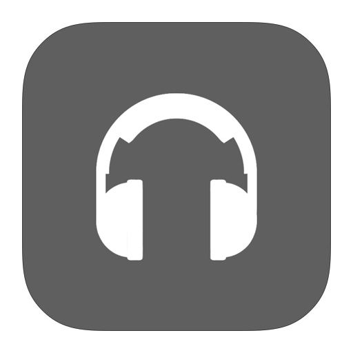 иконки музыка, наушники, google music,