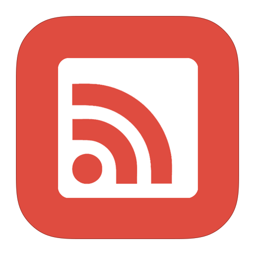 иконка google reader, rss,