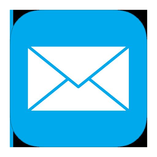 иконки  mail, письмо, почта, конверт, metroui,