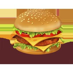 иконки еда, гамбургер, hamburger, food,