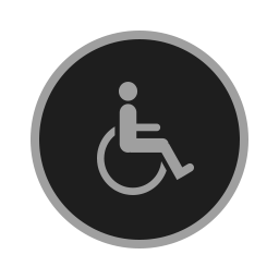иконки инвалид, инвалидность, accessibility,