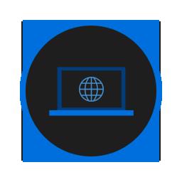 иконка интернет, network,