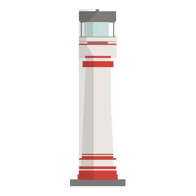 иконки маяк,