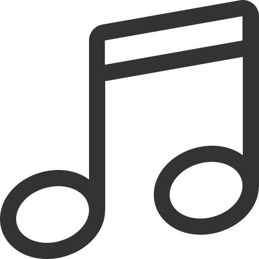 иконки музыка, нота, music,