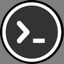 иконки терминал, командная строка, utilities, terminal,