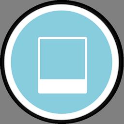 иконка полароид, фотография, фотографии, eog,