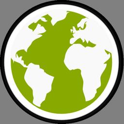иконка планета, интернет, globe,