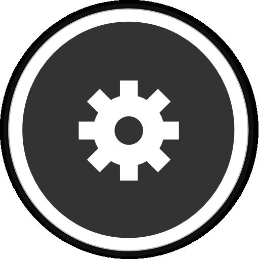 иконка настройки, шестеренка, application, default,