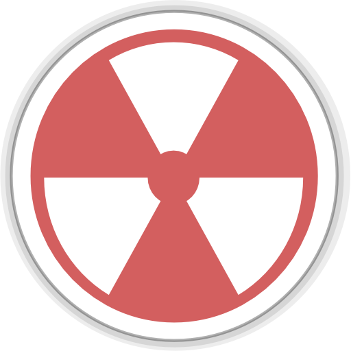 иконка опасность, огнеопасно, радиация, burn,